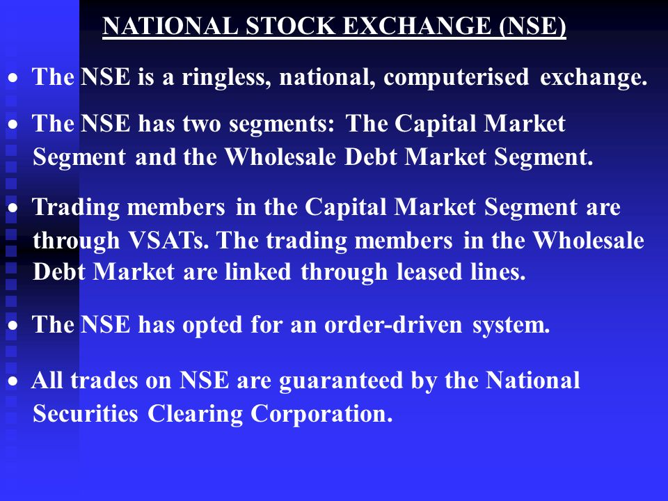 Chapter 4 Securities Market The Battlefield Ppt Video Online Download