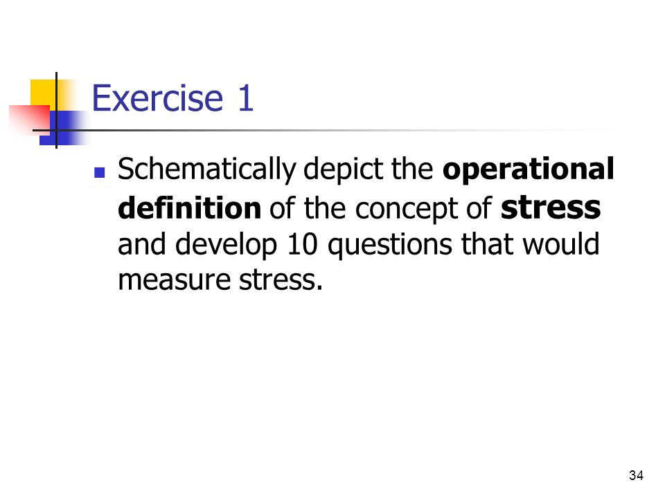 Measurement of Variables: Operational Definition - ppt video online ...