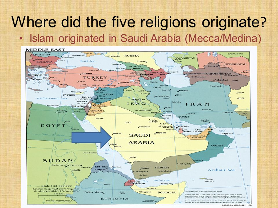 Five Major World Religions Ppt Video Online Download