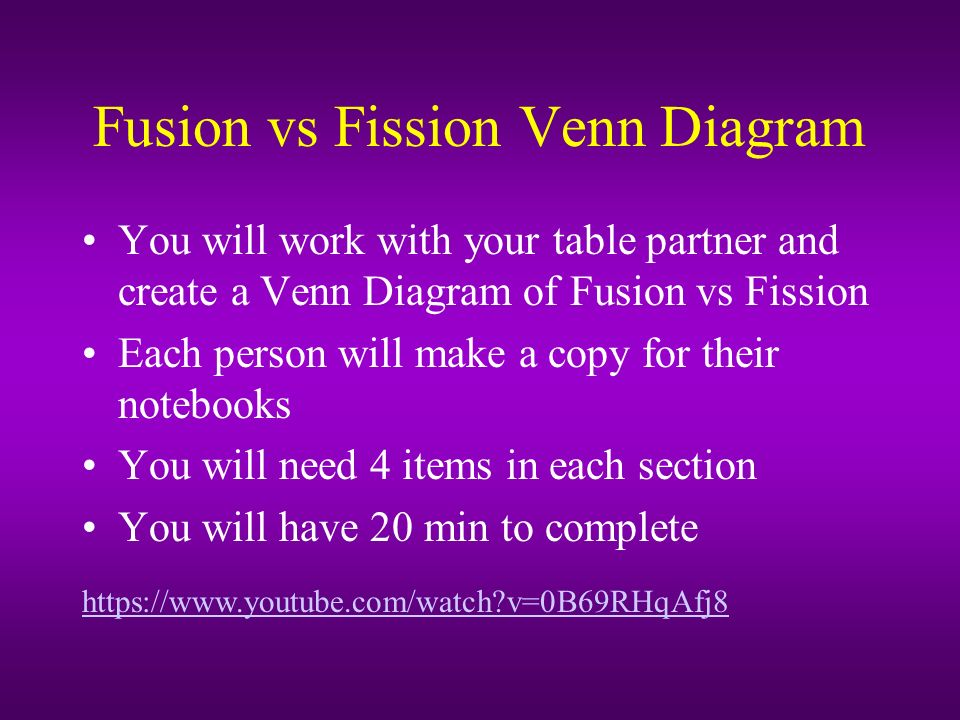 Nuclear Fusion And Fission Ppt Video Online Download