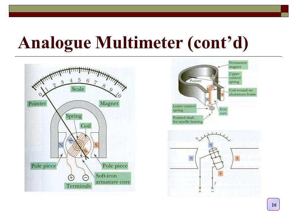 Contents Multimeter Oscilloscope Probes Signal Generator Ppt
