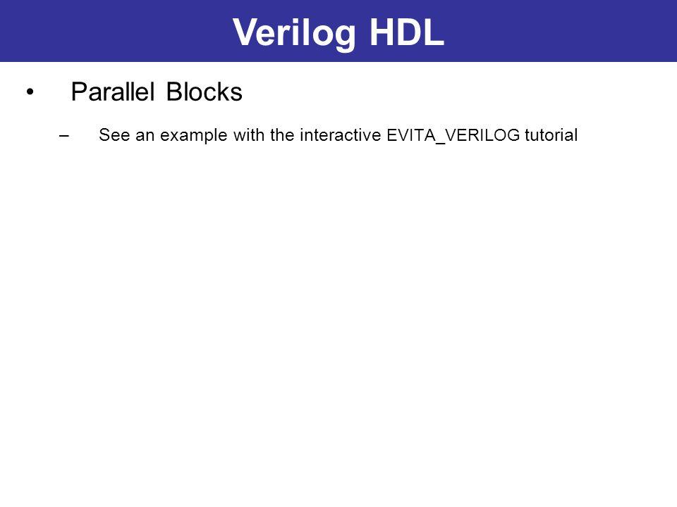 Tutorial on Verilog HDL - ppt download