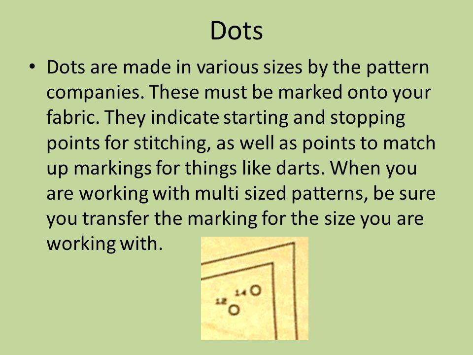 Pattern Markings Ppt Download