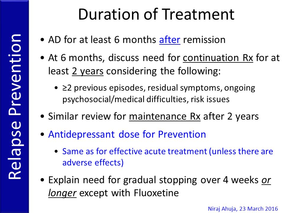 Management of Depression: A Practical Approach - ppt video online