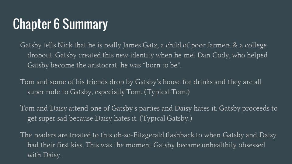 dan cody great gatsby