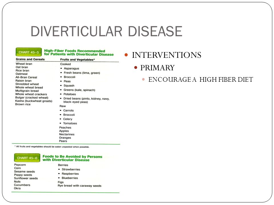 Diverticulosis And Diverticulitis Ppt Video Online Download