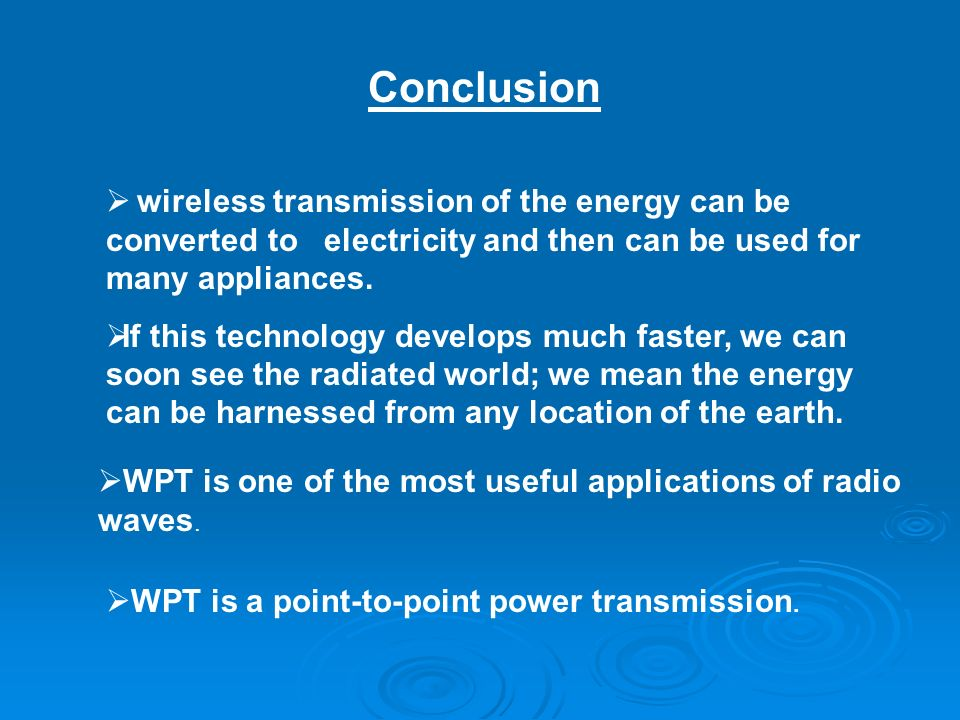 Wireless Power Transmission Using SPS and Rectenna - ppt video ...