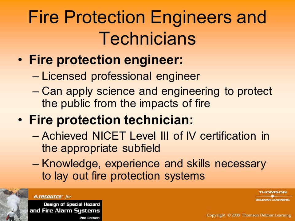 Fundamental Concepts For Design Of Special Hazard And Fire Alarm Systems Chapter Ppt Video Online Download