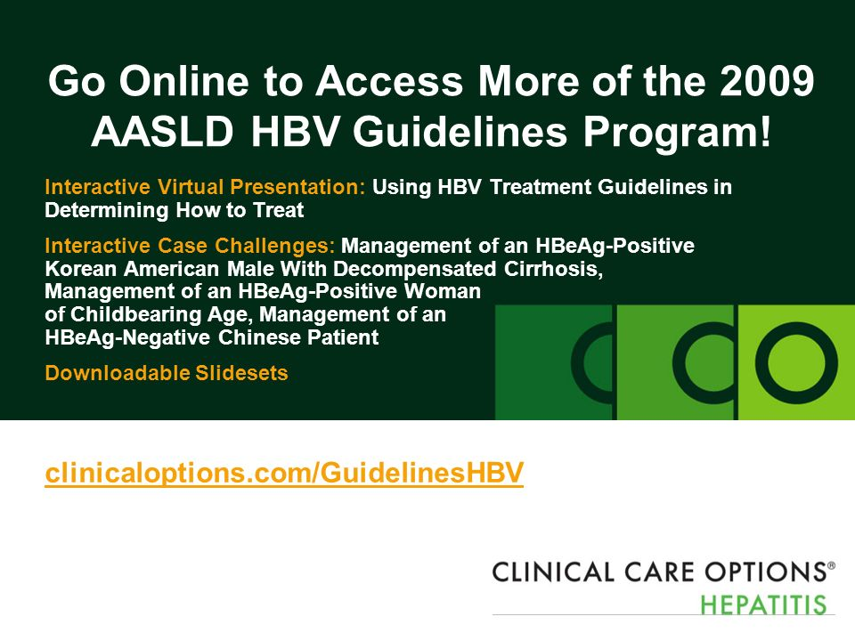 viral hepatitis a treatment guidelines