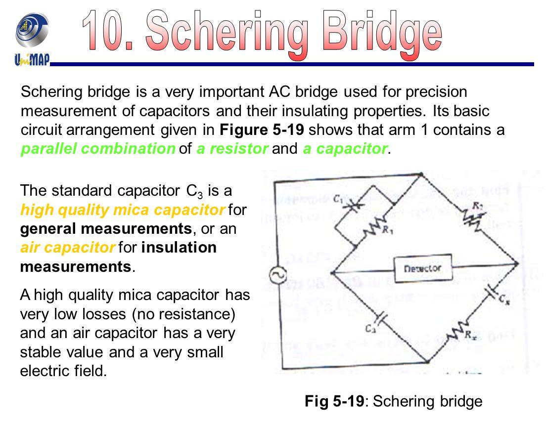 Chapter 5 Dc And Ac Bridges Ppt Video Online Download Resistance Measurement Circuit Diagram 52 10