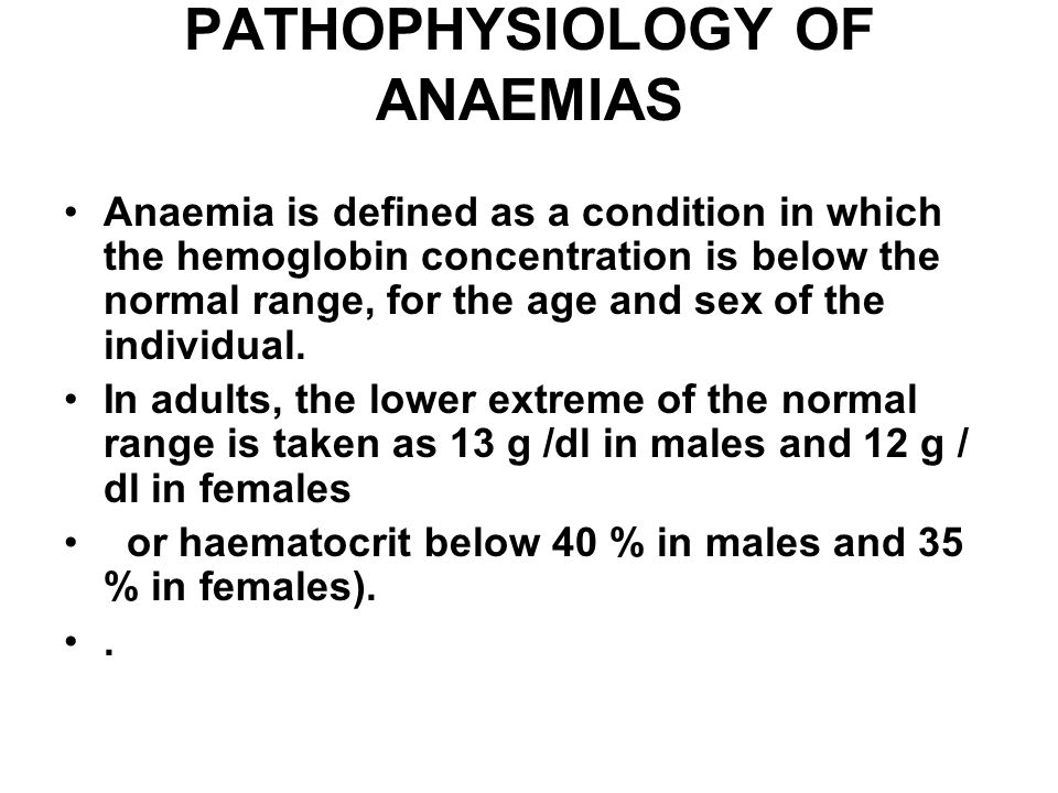 Anaemias Polycythaemia  - ppt video online download