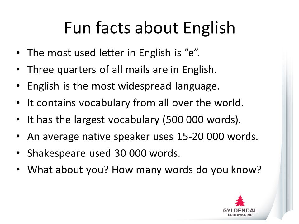 The History of English ppt