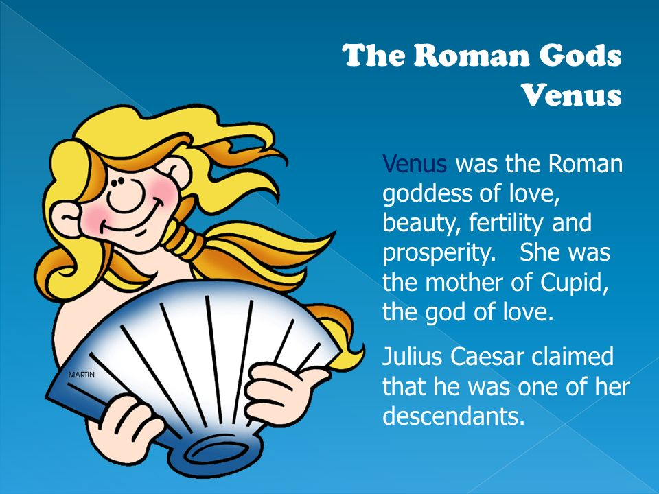 The Roman Gods Written and Illustrated by Phillip Martin