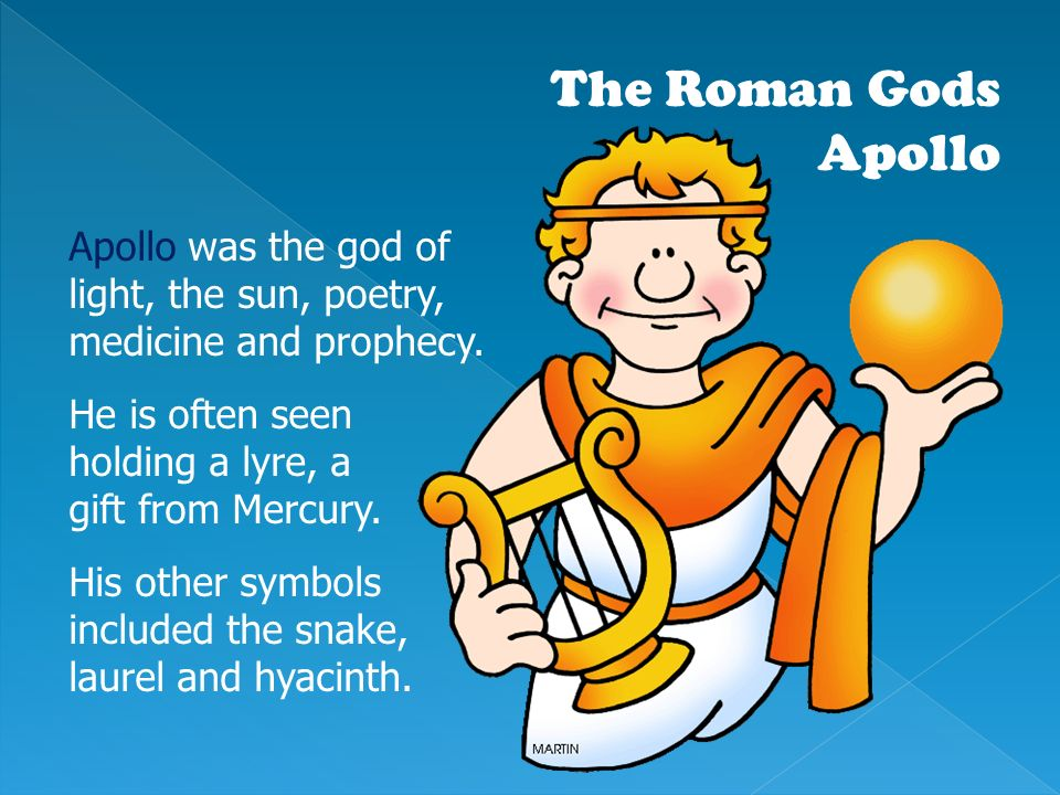 The Roman Gods Written And Illustrated By Phillip Martin Ppt