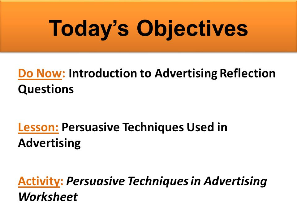 comparing the persuasive techniques used in two Sometimes you can be more persuasive by comparing apples to oranges (to use a tired but effective metaphor) don't compare the price of your many of these persuasive strategies are used in the development of white papers (although perhaps with different names like trends rather that social proof.