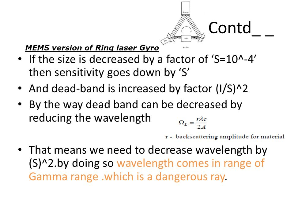 Ppt gyroscope powerpoint presentation id:1815517.
