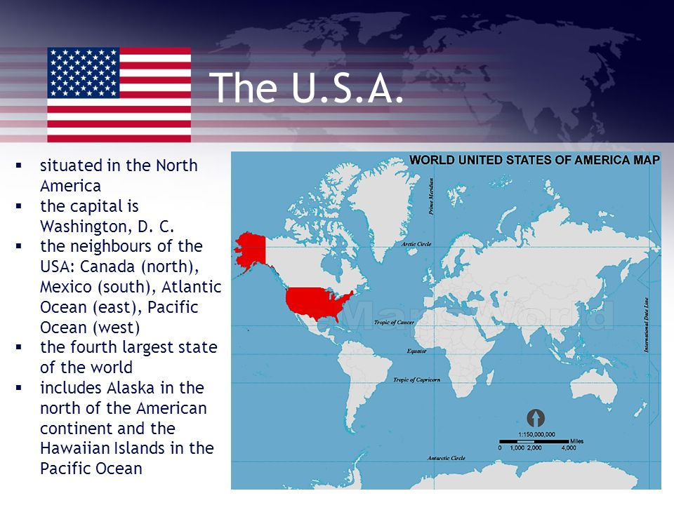 What do you know about the usa? Ppt video online download.