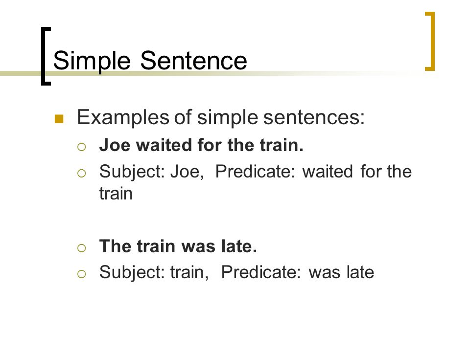 Types Of Sentences Boring Better Best Ppt Download