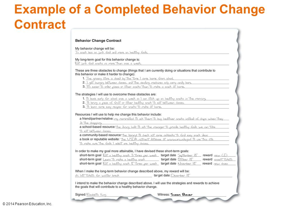 personal health behavior change essay Type of paper: essay university/college: university of california subject: health, behavior one of the barriers is readiness to certain changes in order on to improve on my real age i have to change my eating habit behavior, change my relationship profile and exercise more to improve my fitness.