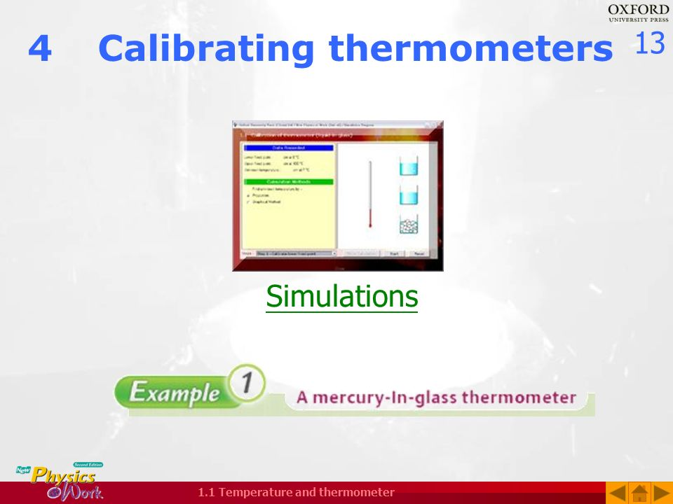 1 1 Temperature and thermometer - ppt video online download