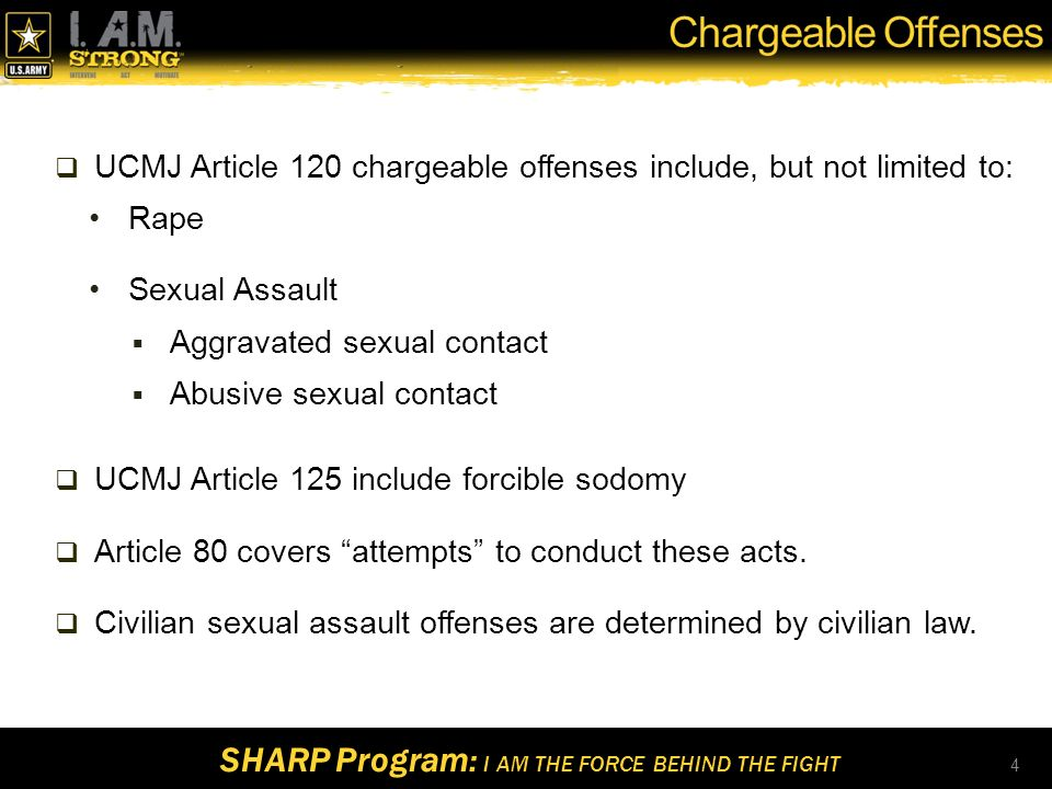 Abusive sexual contact definition ucmj