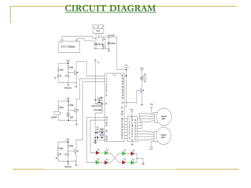 5 Circuit Diagram: Auto Gate Wiring Diagram At Shintaries.co