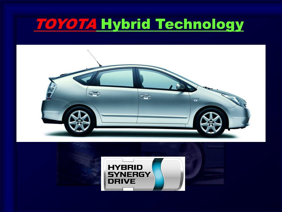 1 Toyota Hybrid Technology
