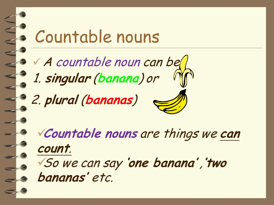 countable and uncountable nouns pdf