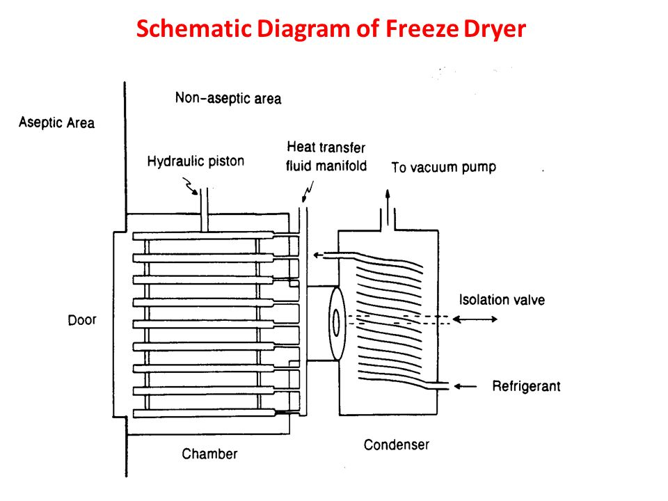 Freeze Drying Equipment Ppt Hyunism Drying Ashis