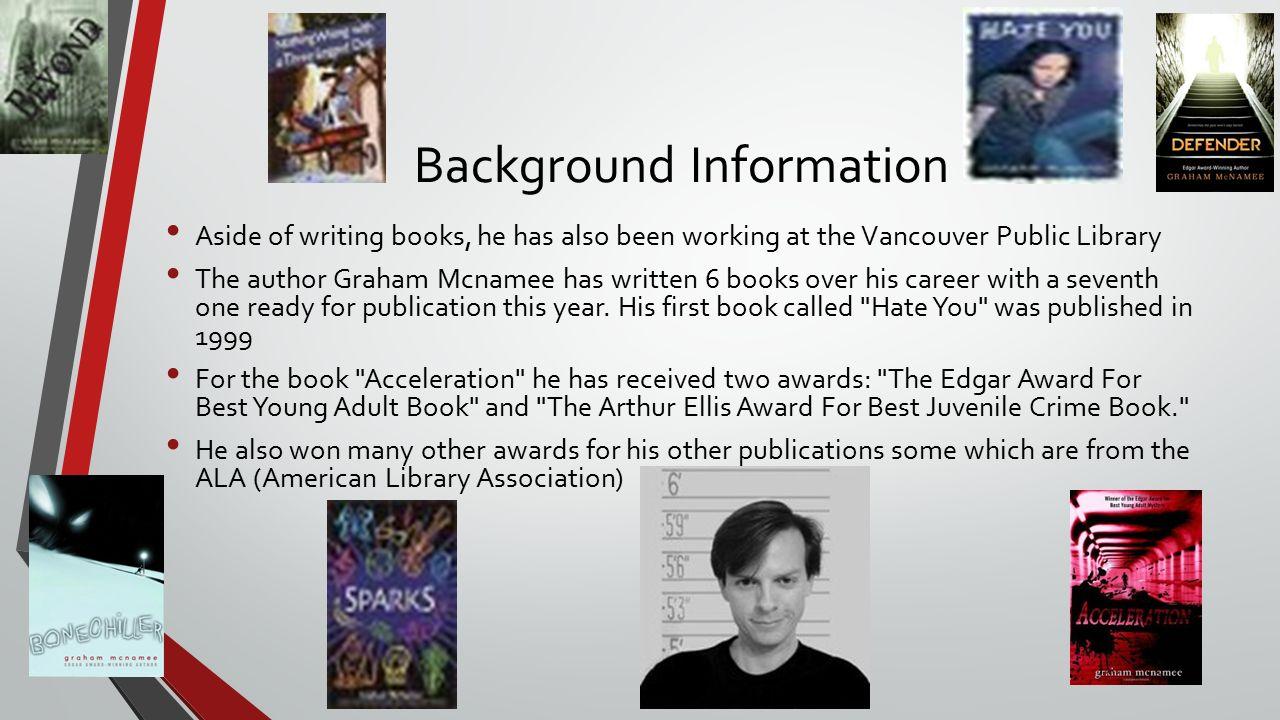 graham mcnamee author