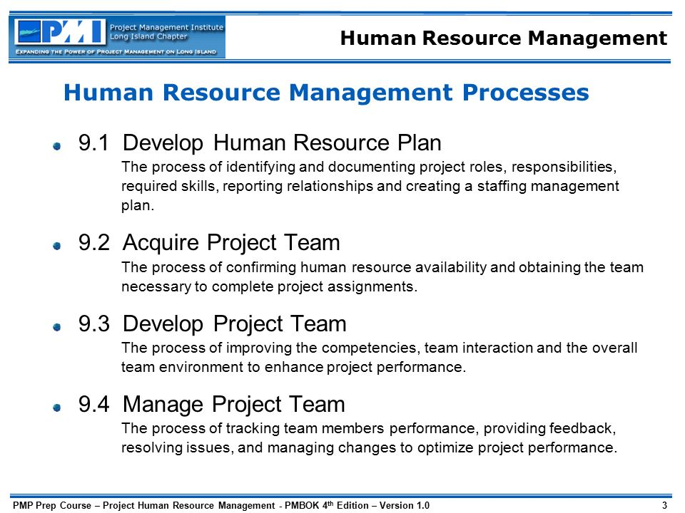 the planning process of human resources management begins with