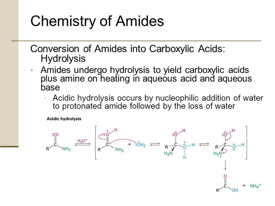 Carboxylic Acid Derivatives - ppt video online download