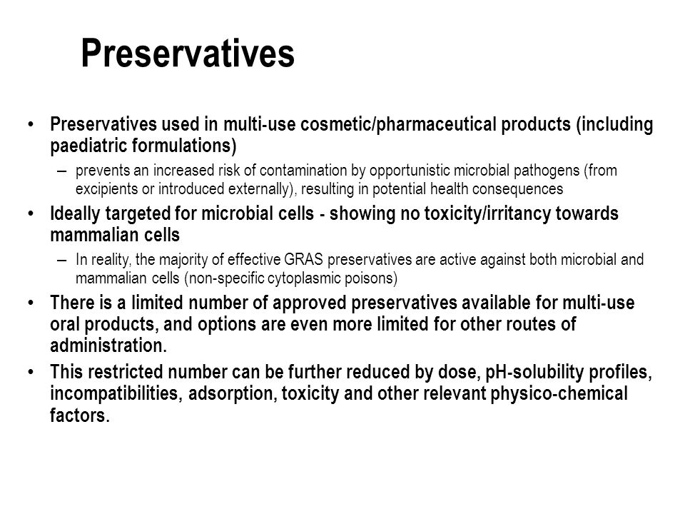PHARMACEUTICAL EXCIPIENTS - ppt download