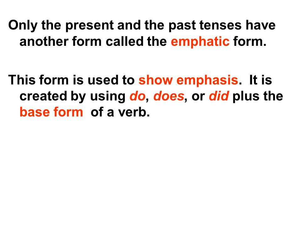 Identifying Verb Tenses Ppt Video Online Download