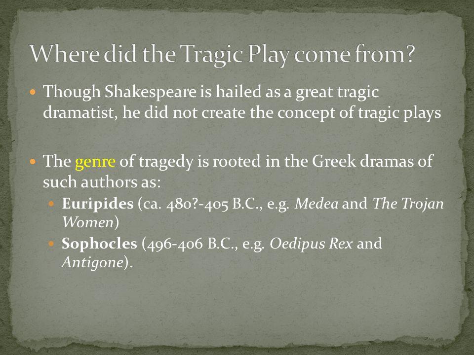 euripides tragic play