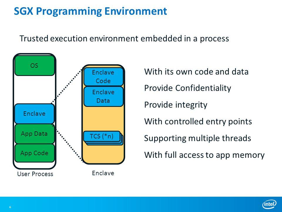 Intel® Software Guard Extensions (Intel® SGX) - ppt video