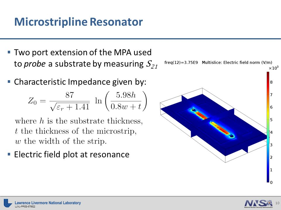 Simulation Of Superconducting Qubits Using Comsol Ppt Video
