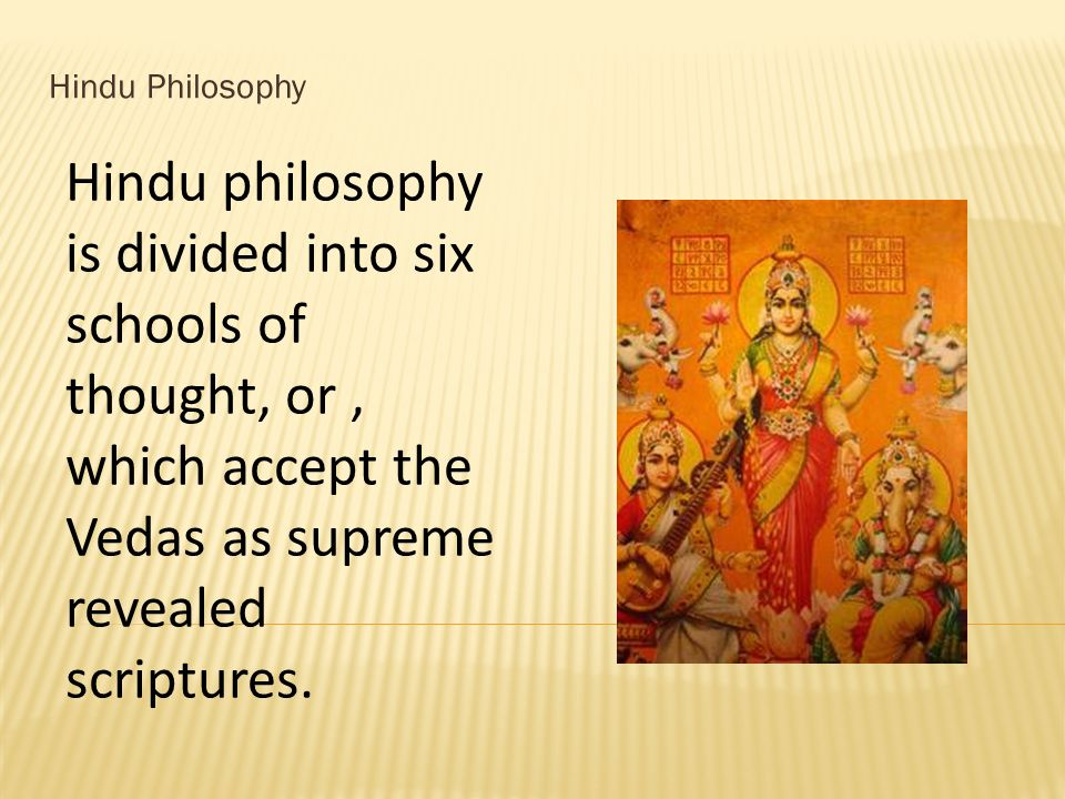 Hindu Perspectives Hindu Philo...