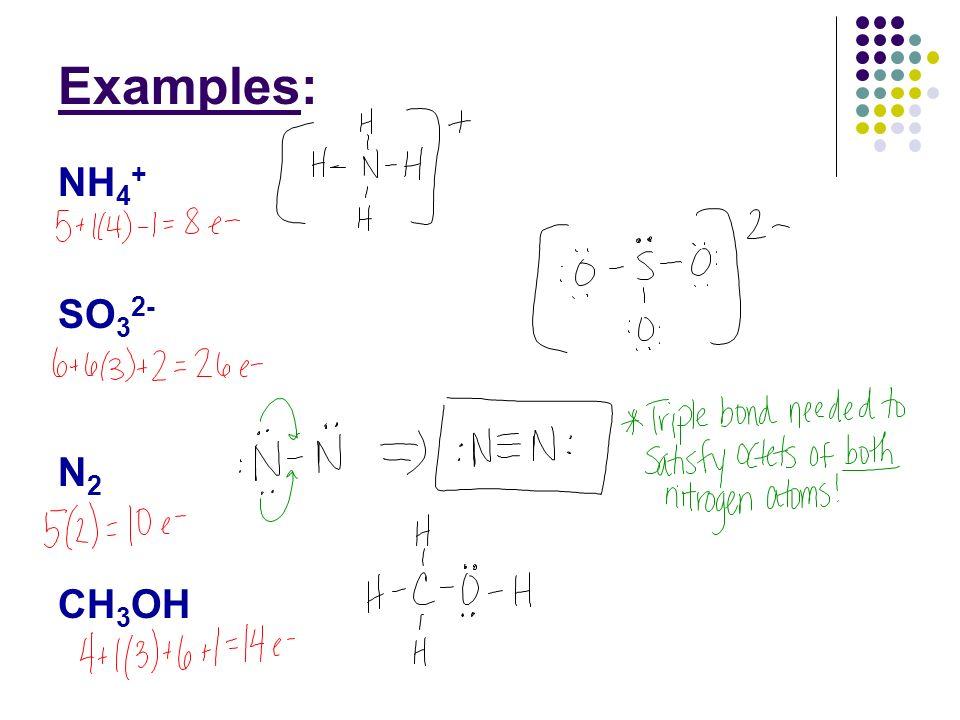 N2 Molecular Geometry Linear Unit 7 – Bonding &am...