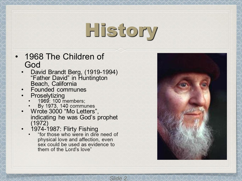 Children Of God / The Family International