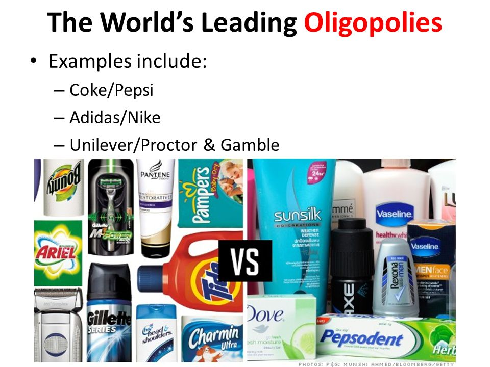 7-3 monopolistic competition and oligopoly.