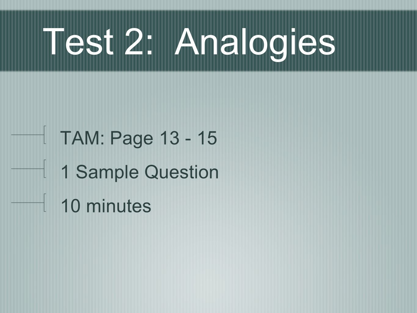 InView Test Test Administrator Training Anson Middle School. - ppt ...