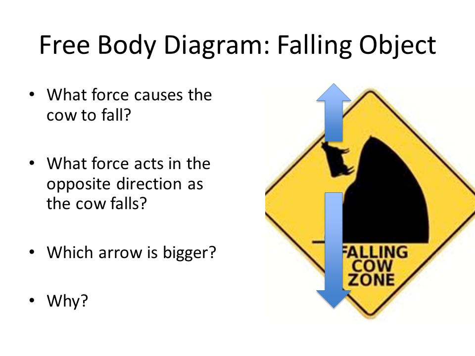 Free+Body+Diagram%3A+Falling+Object air resistance and free body diagrams ppt video online download