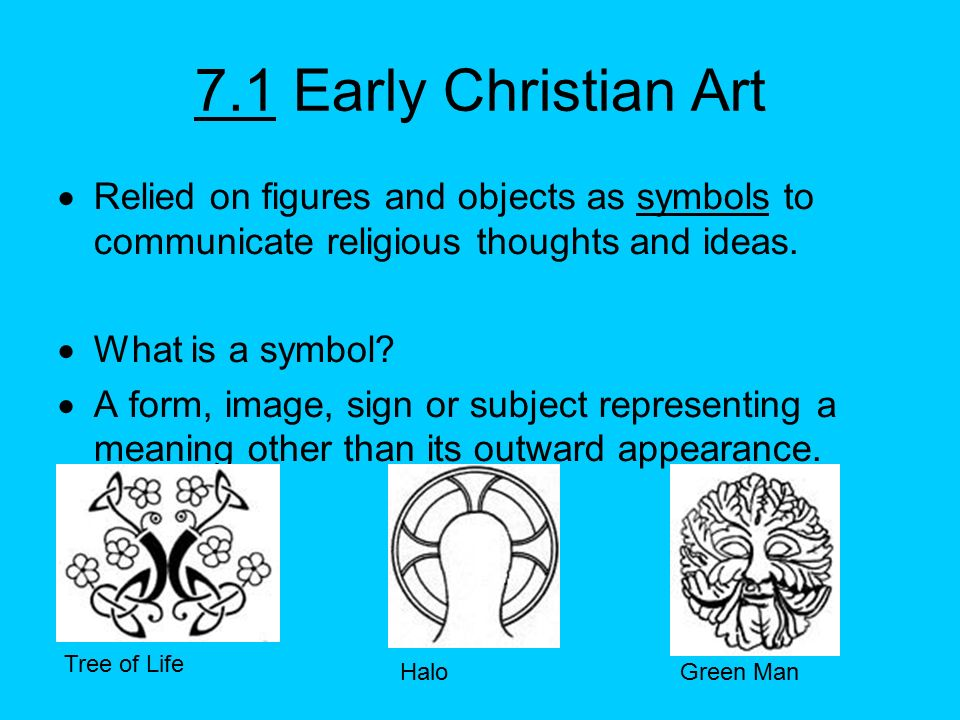 Ancient Christian Symbols Images Meaning Of This Symbol