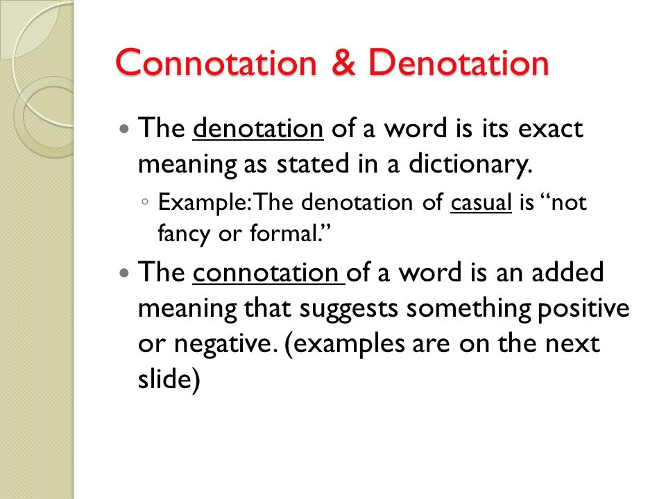 Contractions Compound Words And Connotation Denotation Ppt Download
