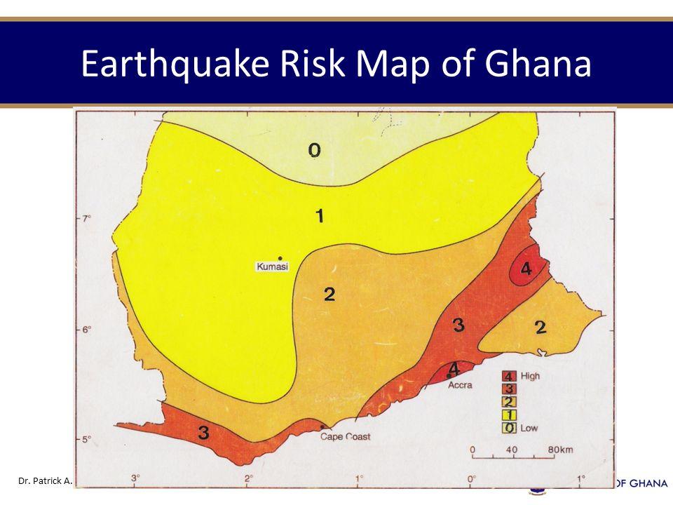 Image result for earthquakes seismic Ghana