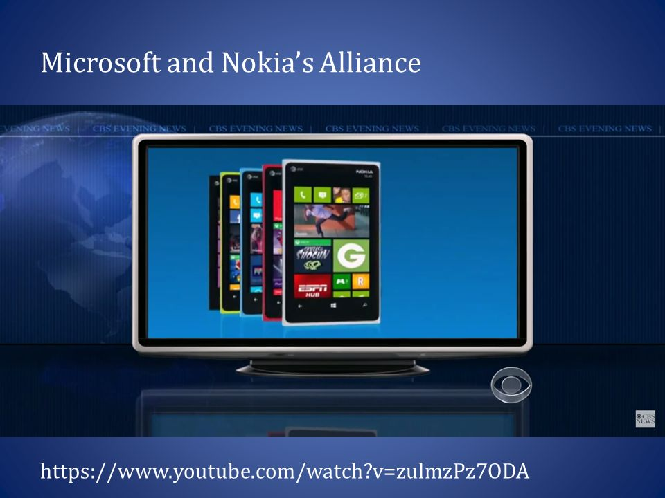 Nokia and Microsoft, The Keys of The Alliance