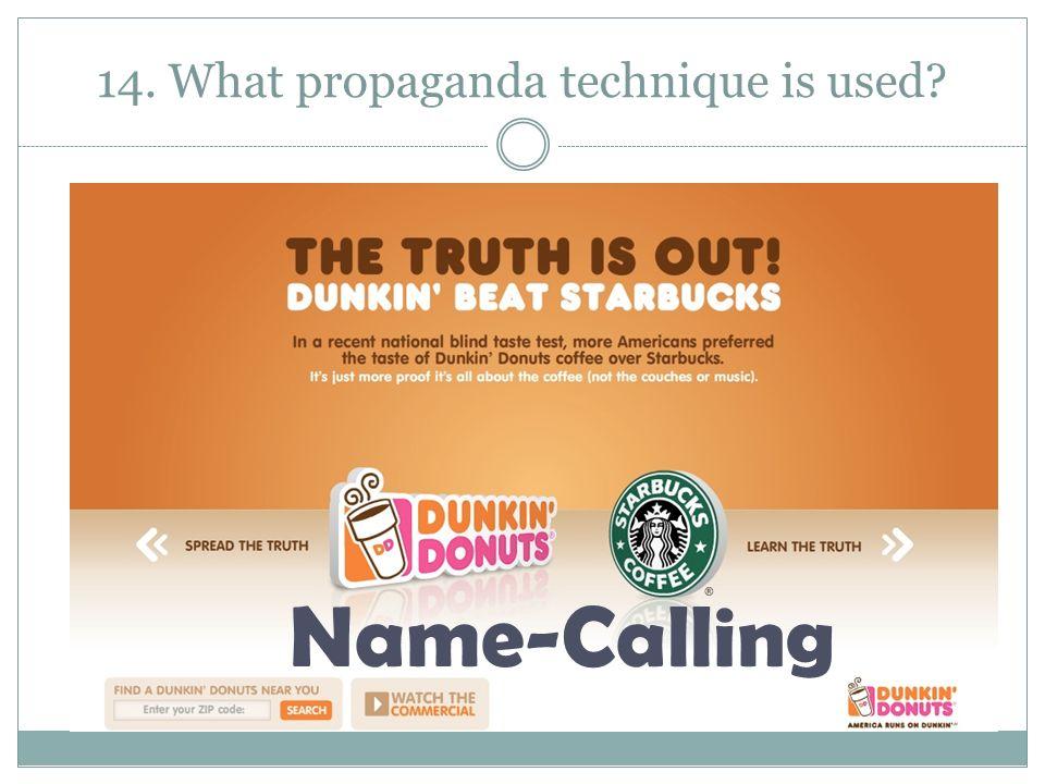 mastering the propaganda techniques