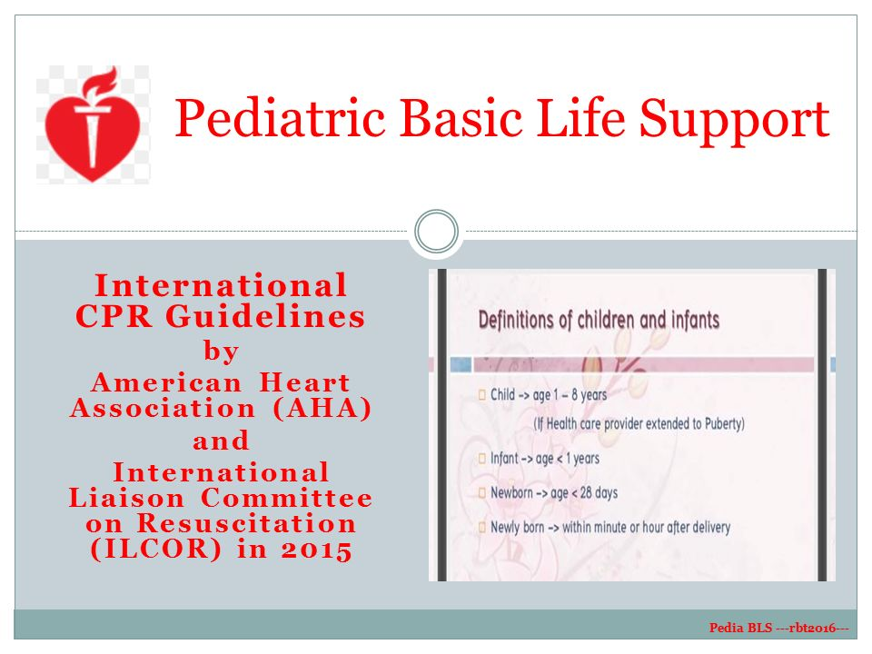 Aha guidelines for cpr 2015