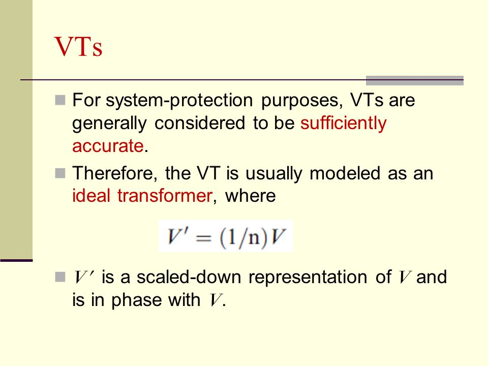 Protection of Power Systems - ppt video online download